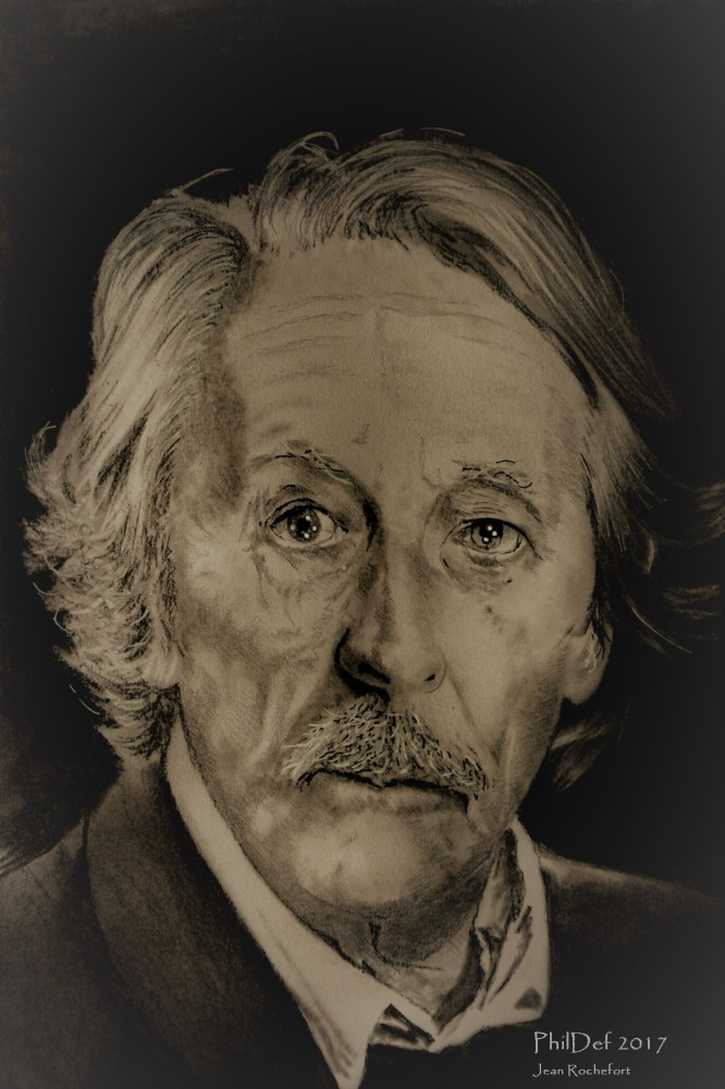 Jean Rochefort by Phildef